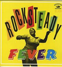 VARIOUS ARTISTS ROCKSTREADY FEVER NEW VINYL LP £9.99