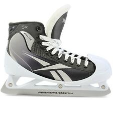Reebok 5K Goal ice hockey goalie skates senior size 12D Sr. Sz. Brand New In Box
