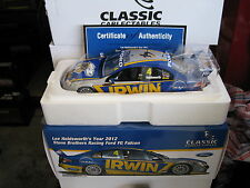 1.18 CLASSIC LEE HOLDSWORTH SBR 2012 FORD FG FALCON V8 SUPERCAR STONE BROTHERS