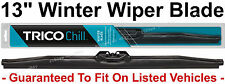 "WINTER Wiper Blade - 13"" Trico Chill Winter Wiper - Snow/Ice/Cold - Trico 37-131"
