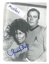 """Yvonne Craig as Marta from """"Star Trek"""" Autographed Signed 8x10 Photo #2 COA"""