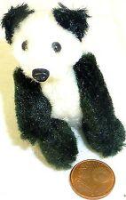 Schuco Ours Panda avec épinglette Panda Années 50/Années 60 années Antique # å