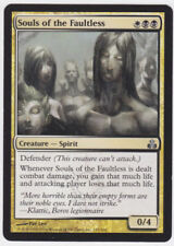 Souls of the Faultless LP Guildpact  MTG Magic Cards  Gold Uncommon