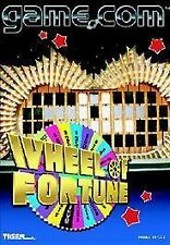 Wheel of Fortune for Tiger Game.com System