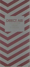 Direct Air system timetable [6011] (Buy 2 get 1 free)