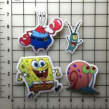 Spongebob Squarepants Vinyl Decal Sticker Set