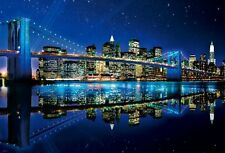 Beverly Jigsaw Puzzle 1000 Pieces 31-419 New York Night view