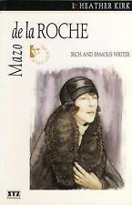Mazo de la Roche (Quest Biography)-ExLibrary
