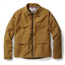 FILSON Bell Bomber Jacket Coat (Warm Tan) Small NWT $285