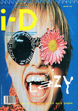 I-D #26 06/1985 The Laid-Back Issue ELISSA KARIN EK COVER Queen Bee MOIRA BOGUE