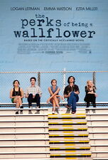 "021 The Perks of Being a Wallflower - American Film Emma Watson 14""x21"" Poster"