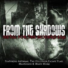 Various Artists, From the Shadows: Metal for the Modern Era, Excellent
