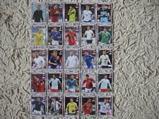 PANINI EURO 2012 STICKERS  TOP    LIMITED complete set