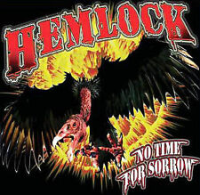 HEMLOCK: No Time For Sorrow CD Mint Condition