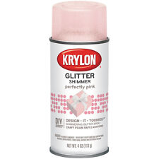 """""""Glitter Aerosol Spray 4oz-Pink, Set Of 3"""""""