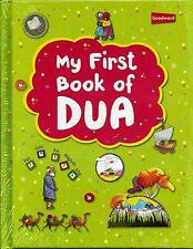 My First Book of Dua Muslim Islamic Children Kids Book (H/B)