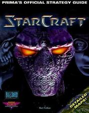 NEW - Starcraft : Prima's Official Strategy Guide by Farkas, Bart