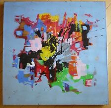 FILASTRO FIL MOTTOLA, LISTED RARE CA CALIFORNIA ABSTRACTION ABSTRACT MODERN OIL