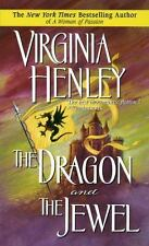 The Dragon and the Jewel (Dell Book) Henley, Virginia Mass Market Paperback