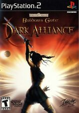 Baldur's Gate: Dark Alliance - Playstation 2 Game Complete