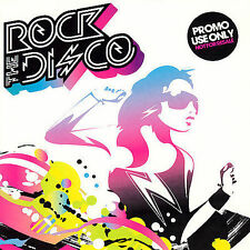 Rock the Disco Various Artists MUSIC CD