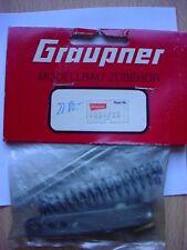 4984/33 Graupner Kyosho Land Jump Stossdämpfer Federn hinten NEU