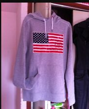 Sweat Capuche Gris Taille M Homme New Balance Neuf