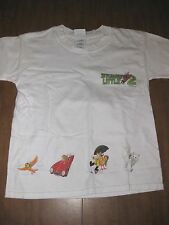 STUART LITTLE 2 youth small T shirt 2002 tee EB White sequel film kids Snowbell