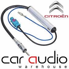 CITROEN C5 Car Stereo Radio Amplified Booster Fakra Aerial Antenna Lead