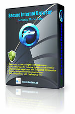 Secure Internet Browser High Security SSL Encrypted Private Secret Secure DVD