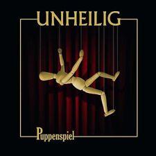 UNHEILIG Puppenspiel CD 2008