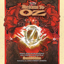 Return To Oz - 2 x CD Complete - Limited Edition - David Shire