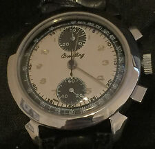 VINTAGE BREITLING, Movement VENUS 170 Hand Wind - CHRONOGRAPH, Date,Year -1950's