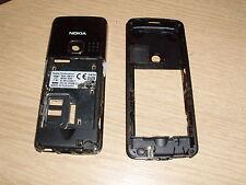 Genuine Original Nokia 6301 6300 Black Rear Chassis Fascia Back Housing Grade B