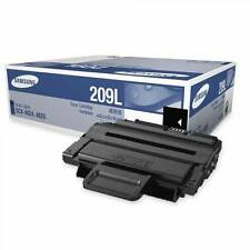 10 Virgin Empty Genuine Samsung MLT-D209L Laser Cartridges and equivalents D209L