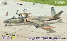 Valom Models 1/72 Fouga CM.170 Magister - Belgian Air Force Model Kit