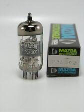 1 tube electronique MAZDA PCF200/vintage valve tube amplifier/NOS -