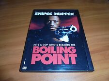 Boiling Point (DVD, 1998) Wesley Snipes Used