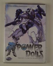 Power DoLLS The Complete Collection anime DVD NTSC ADV films w/ original insert