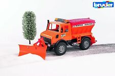 Bruder Snowplow , New, Free Shipping