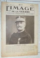 L'IMAGE DE LA GUERRE N°19 1915 ZEPPELIN DIRIGEABLES AVIATION BALLONS SAUCISSE