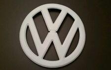 Vintage vw volkswagen nose emblem type 2 kombi panel samba T2 van 55-67 primer