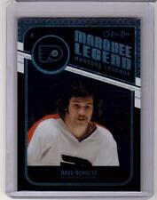 DAVE SCHULTZ 11/12 OPC Retro Rainbow BLACK Legend #513 /100 SP O-Pee-Chee Flyers