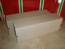 LGB 40850 SERIES CONTAINER CAR BACK OPENING OUTER CARDBOARD BOX SLEEVES 2 PIECES