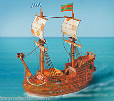 """Piratenschiff """"Delphin"""" Bastelbogen zum Ausschneiden für Kinder J. F. Schreiber"""