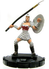 """DC HeroClix """"Brave and the Bold"""" #05 Amazon   x 5 ( 5 figure army)"""