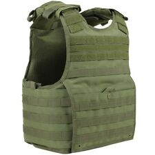 Condor MOLLE Nylon EXO 001 Armor Plate Carrier Vest xpc XPCL OLIVE OD GREEN L/XL