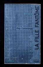 Ray CUMMINGS La fille fantôme Albin Michel Science-Fiction 8 1972 TTB