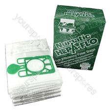 Henry Hoover Bolsas x10 Hetty Aspiradora Hepa Numatic Hepaflo Original Nuevo