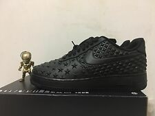 nike air force 1 lv8 vt black 789104 001 sz9.5